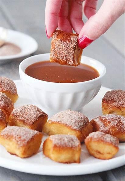 Sugar Sauce Cinnamon Dip Caramel Dipping Soft