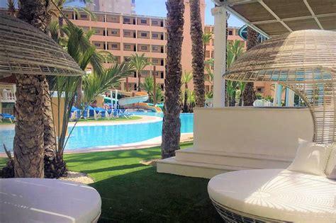 aparthotel magic tropical splash water park spa
