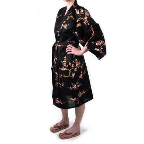 fiori di prugna kimono giapponese kimono giapponese felice kinume fiori