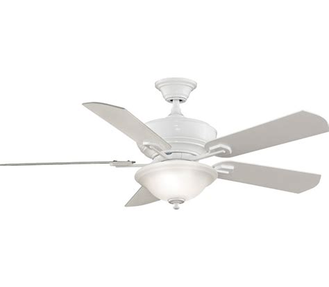 52 white ceiling fan with remote control fanimation fp8095wh camhaven white 52 quot ceiling fan with