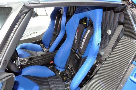 Koenigsegg Agera R Blue Interior Www Pixshark Com