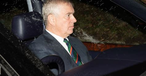 Prince Andrew Accuser Insists 'His Sweat Was Raining Down ...