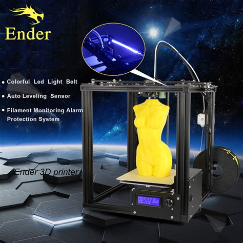ender 2 3d printer creality 3d ender 4 3d printer with v slot frame filament
