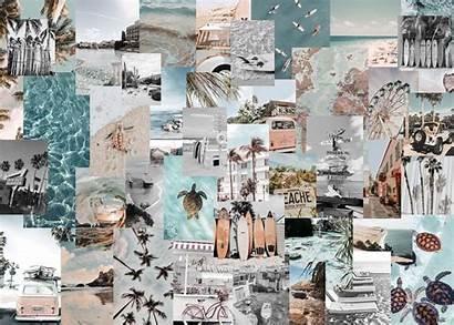 Aesthetic Laptop Collage Wallpapers Desktop Computer Backgrounds