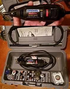 Dremel Multipro 395 Type 5 Manual