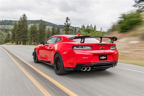 2018 Chevrolet Camaro Zl1 1le First Test Review