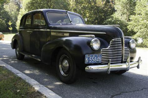 1940 Buick Sedan by 1940 Buick Mclaughlin Special 4 Door Sedan Original Car