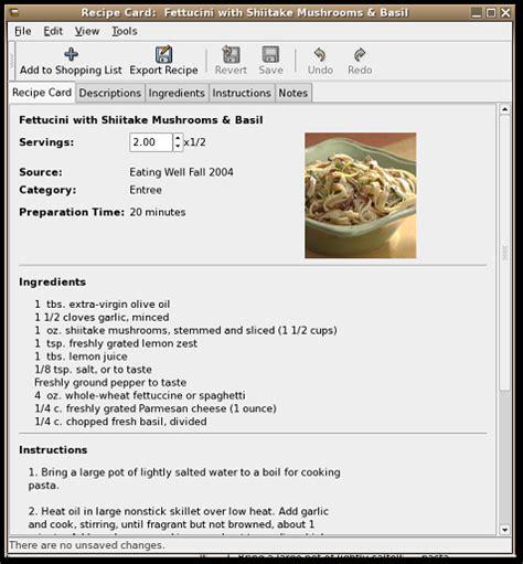 fiche technique de cuisine un logiciel de cuisine ca vous dit marketingrama com veille marketing technologies