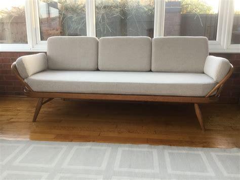ercol settee second ercol cushions furniture