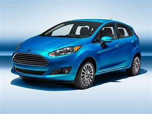 2017 Ford Fiesta Titanium For Sale 25 Used Cars From  11 599