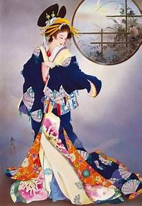 102 best Japan: Art of Haruyo Morita images on Pinterest ...