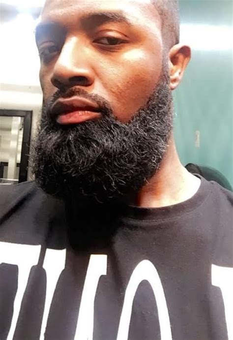 beard styles  black men