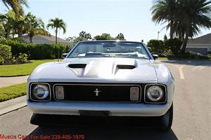Used 1973 Ford Mustang Convertible For Sale ($19,900) | Muscle Cars for Sale Inc. Stock #2030