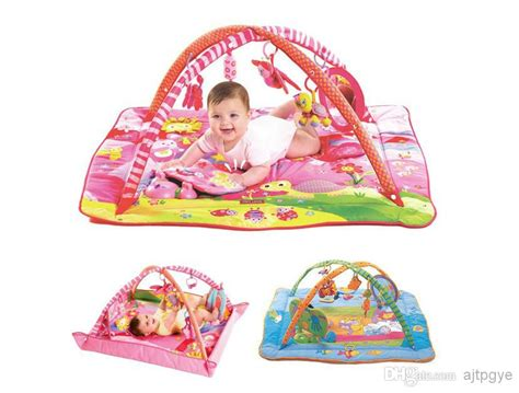 2017 Baby Toy Music Play Mat Gym Infant Floor Blanket