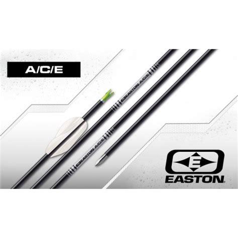 Easton ACE Arrows with EN53 G Nocks & EP49 Points (Set ...