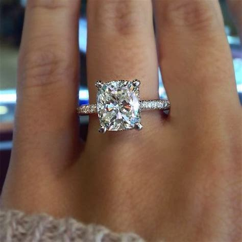 best engagement ring designers radiant cut engagement rings that would make you lose your