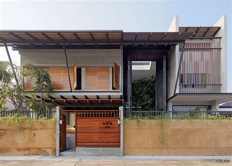 Weather Home Design concrete houses for and humid weather