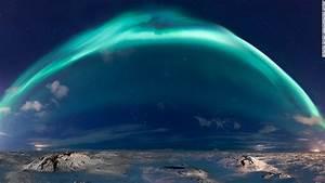 Photos: Powerful solar storm sparks stunning aurora around ...