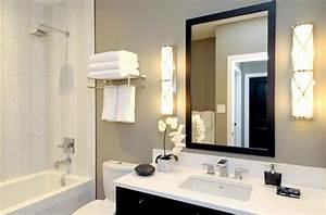 Bilder An Wand Kleben Ohne Rückstände : 1001 ideen f r badezimmer ohne fliesen ganz kreativ ~ Sanjose-hotels-ca.com Haus und Dekorationen