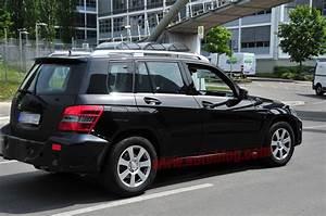 Mercedes Classe Glk : 2012 mercedes classe glk restyl e x204 ~ Melissatoandfro.com Idées de Décoration
