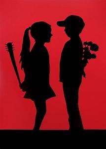 "Fake ""Fake Love"" Red – OLIVER CLATWORTHY | SIGNED ORIGINAL ..."