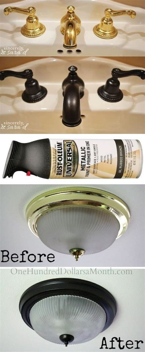 Removing Kitchen Faucet Fixtures by 17 Best Ideas About Light Fixture Makeover On