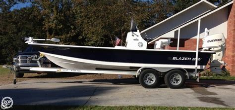 Center Console Bay Boats For Sale In Texas by Used Blazer Bay Boats For Sale In United States Boats