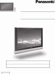 Panasonic Flat Panel Television Th