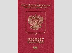 Passeport russe — Wikipédia