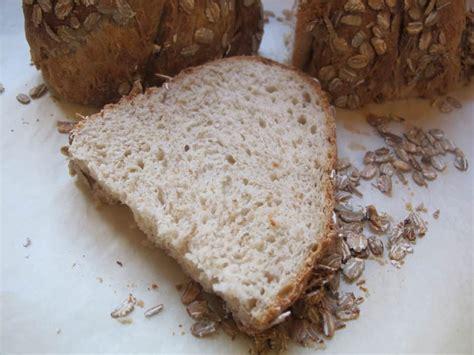 picnic loaf recipe  yoghurt  oats thebreadshebakescom