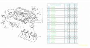 1991 Subaru Justy Plug  Maintenance  Drain