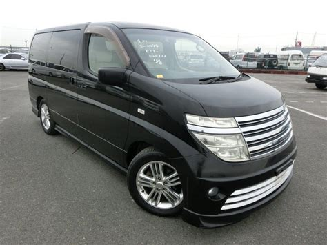 Nissan Elgrand Backgrounds by Japautoagent Japanese Import 187 Nissan Elgrand