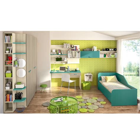 colombini letti singoli complete bedroom eresem c105 colombini house viadurini it