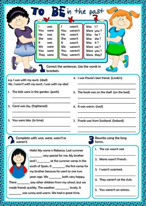 simple interactive worksheet
