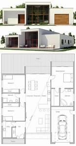 Modern, Minimalist, House, Plans, 2021
