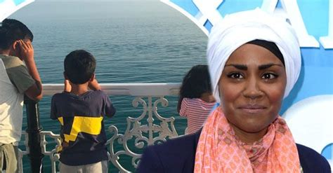 Nadiya Hussain's Family Album
