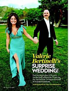 valerie bertinelli tom vitale gown david meister With valerie bertinelli wedding dress