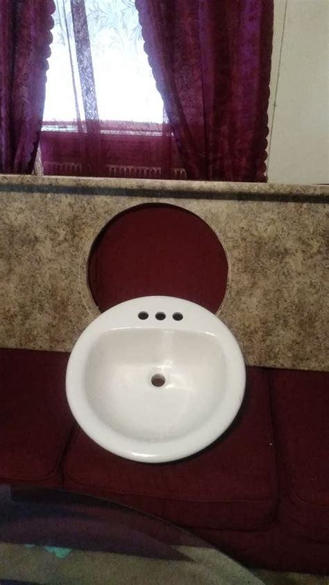 Bathroom Sink Bowls Wcounter Tops One Is 49in Long Andother