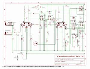 Marshall Mg100hdfx Circuit Diagram