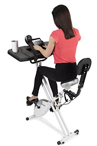 fitdesk 3 0 desk exercise bike with massage bar white fitdesk 3 0 desk exercise bike with massage bar white