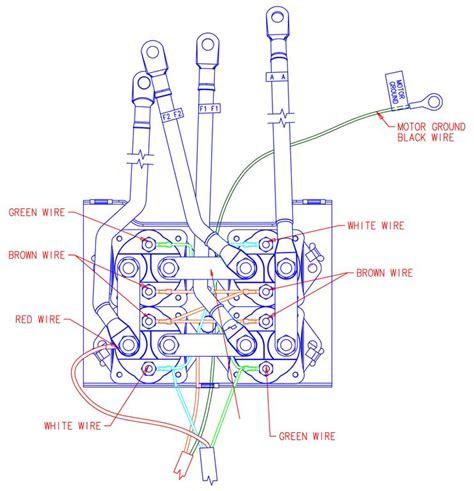 Winch Solenoid Wiring Diagram