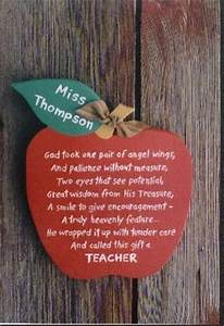 25 best ideas about Teacher Poems on Pinterest
