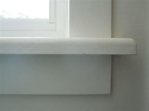 window sill trim terms our humble abode