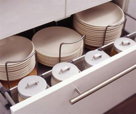 Kitchen Organization Ideas - 57 praktische ideen für die organization der küchenschubladen