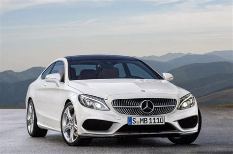 Mercedes C Class Coupe Picture by Mercedes C Class 2014 Coupe Estate Lwb And C63 Amg