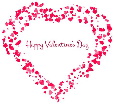 valentines day hearts clipart transparent 20 free Cliparts ...