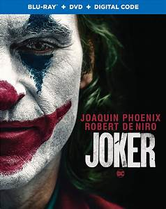 Joker DVD Release Date January 7, 2020