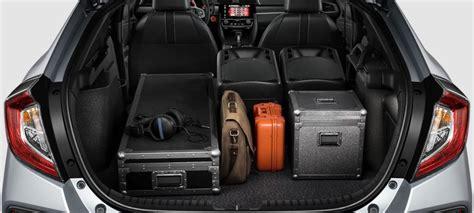 2018 Honda Civic Hatchback   North Country Honda Dealers
