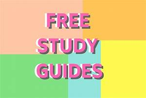 Print It  Free Study Guides For Maths  Science  Languages