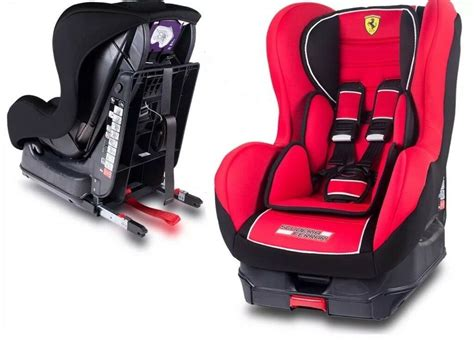 Ferrari soft frontal baby carrier : Ferrari Cosmo SP Isofix Group 1 Forward Facing Car Seat in ...